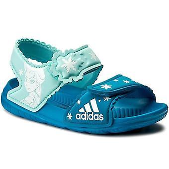 Adidas Disney zmrazená Alto plavání Baby sandály BY8963