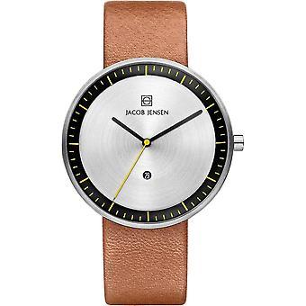 Jacob Jensen 271 estratos watch de men