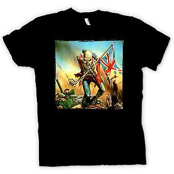 Kids T-shirt - Iron Maiden - Trooper - Album Art