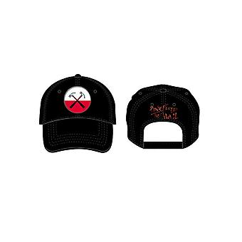 Pink Floyd The Wall Hammers Logo new Official strapback Baseball Cap