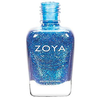 Zoya Nail Polish Bubbly Summer Holographic Jellies Collection - Muse 14ml (ZP737)