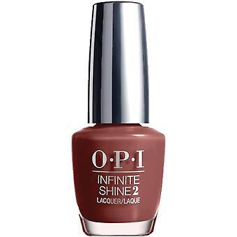 OPI Infinite Shine Linger Over Coffee - Infinite Shine 10 Day Wear 15ml (ISL53)