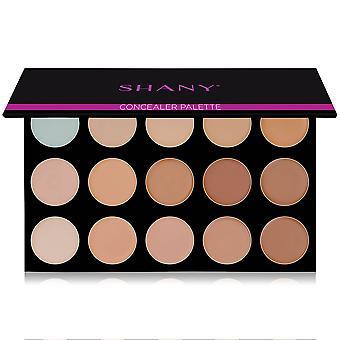 SHANY Masterpiece Makeup Kit - 7 Layer Refills