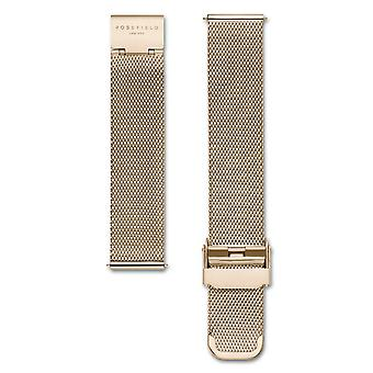 Women Stainless Steel Accessories ROSEFIELD MERCER STRAPS MGS-S121