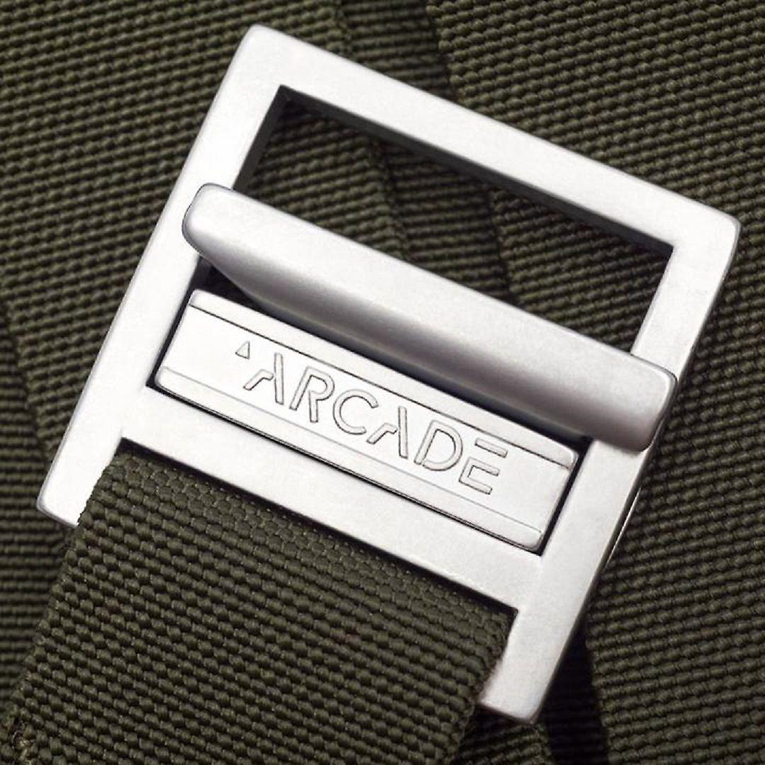Arcade Utlity Range Web Belt ~ Guide olive green