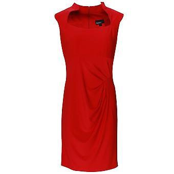 Frank Lyman Women's Sleeveless Square Neck Dress
