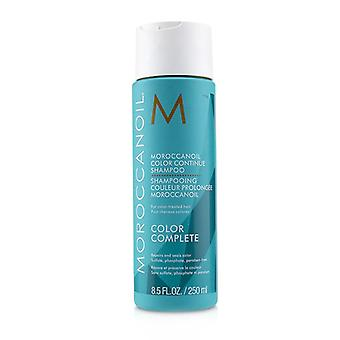 Moroccanoil Color Continue Shampoo (for Color-treated Hair) - 250ml/8.5oz