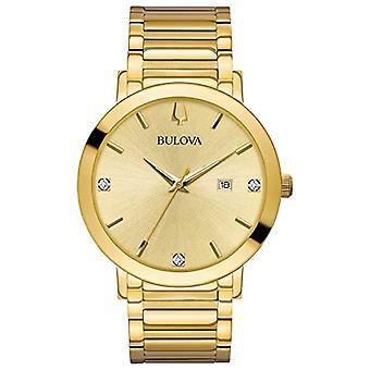 Bulova Clock Man Ref. 97D115