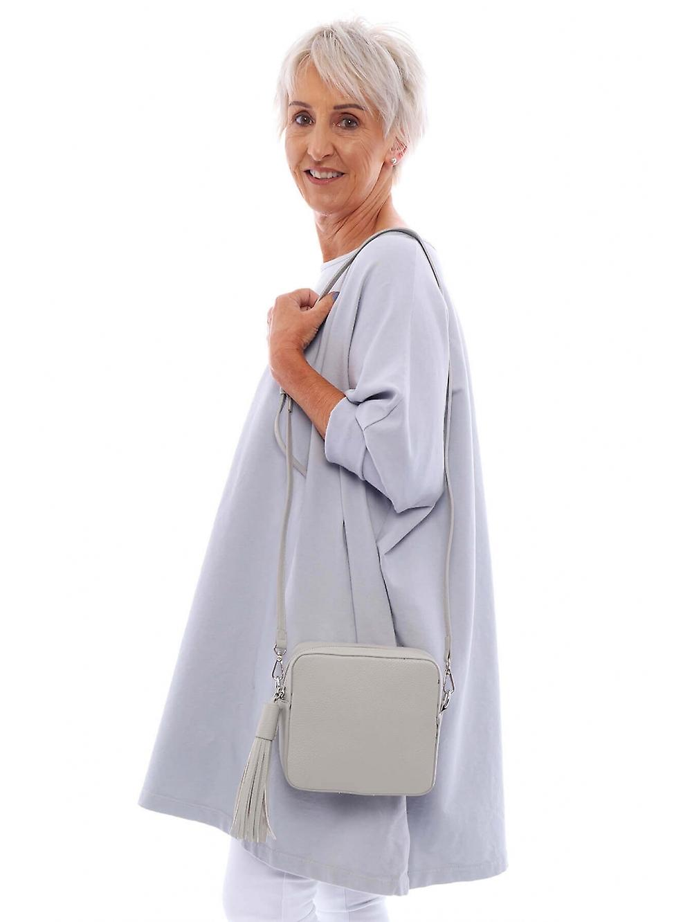 Kit and Kaboodal Kit And Kaboodal Rossa Square Cross Body Bag