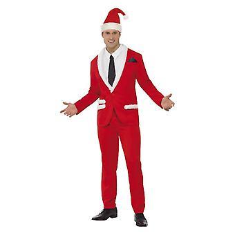 Mens Santa cool joulu fancy mekko puku