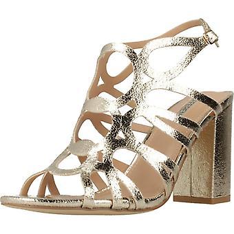 Different Sandals 64 8628 Color Gold
