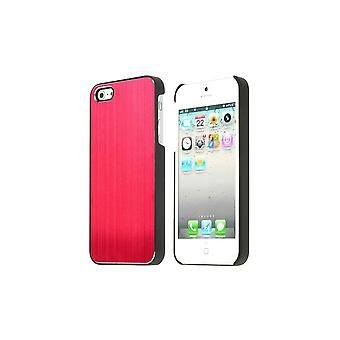Aluminium Shell Brushed Red For IPhone 5