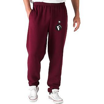 Pantaloni tuta rosso trk0829 f bomb
