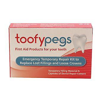 Toofypegs Crown & Filling Material