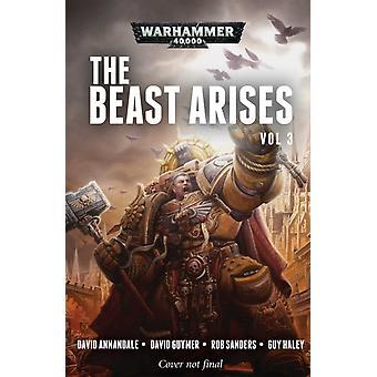 Beast Arises Volume 3 by David Guymer