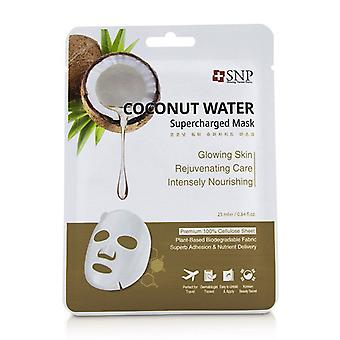 SNP Coconut Water Supercharged Mask (Nourishing Shine) 10x25ml/0.84oz