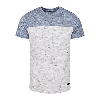 Southpole Men's T-Shirt Color Block Tech