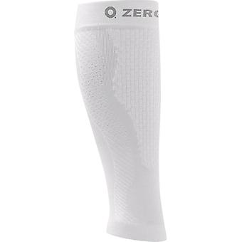 Zero Point Performance Compression Calf Sleeves [Style ZP10] Deep Black  S