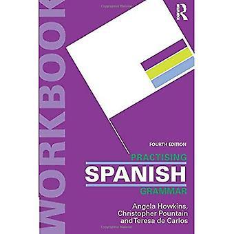 Espanjan kieli opin harjoittelu (kielioppi kirjojen harjoittelu)
