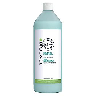 Matrix Biolage R.A.W. Rebalance Conditioner RAW 1000ml with Willow Bark and Rosemary