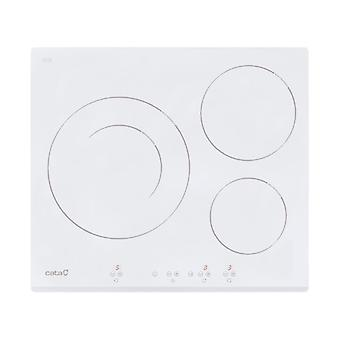 Induction Hot Plate Cata IB6030WH 60 cm (3 Cooking areas)