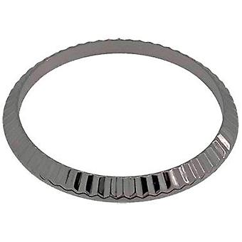 Bezel made by w&cp to fit rolex bezel, ladies, stainless steel
