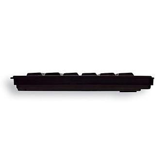 Clavier cerise G84-5400LUMES-noir