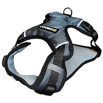 Num'axes Sport Coneckt Harnesse-Gray (Dogs , Collars, Leads and Harnesses , Harnesses)