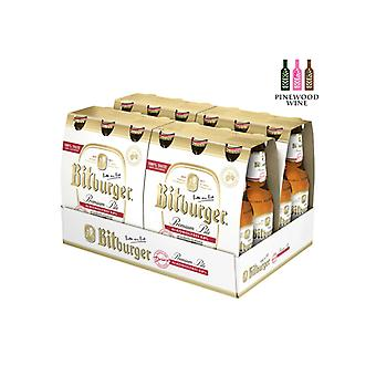 Bitburger Non Alcoholic Beer-( 330 Ml X 24 )