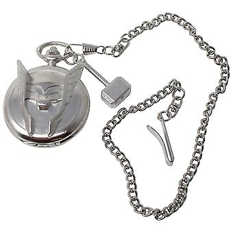 The Mighty Thor Pocket Watch