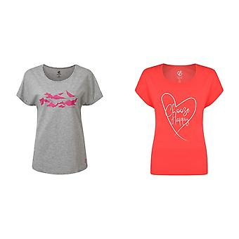 Dare 2B Womens/Ladies Evince Graphic T-Shirt