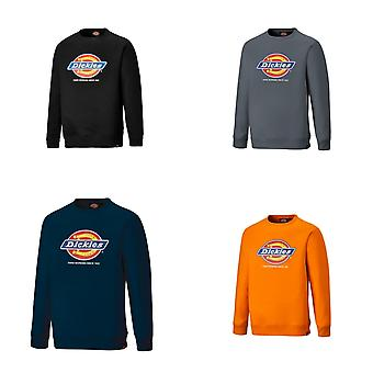 Dickies Adults Unisex Longton Branded Sweatshirt