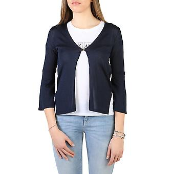 Armani Jeans Original Women Spring/Summer Sweater Blue Color - 58433