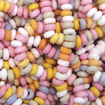 3 Bags of 150g Bags of 5 Candy Necklaces