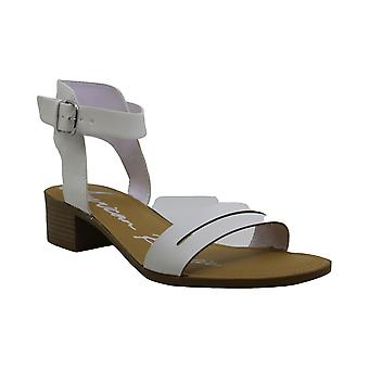 American Rag Womens ALECTA Fabric Split Toe Beach Ankle Strap Sandals