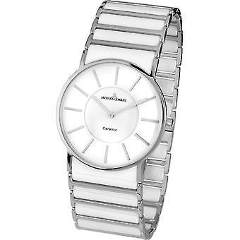 Jacques Lemans - Wristwatch - Ladies - York - High Tech Ceramic - 1-1649E