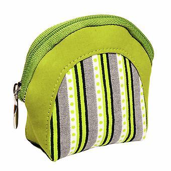 Stitch Marker Pouch: Greenery
