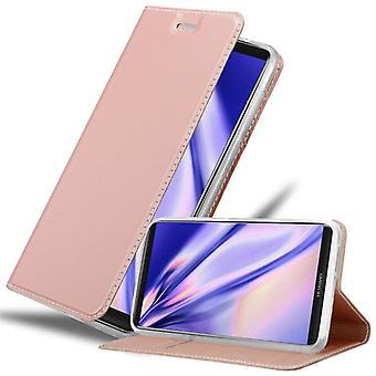 Cadorabo fall för Huawei MATE 10 PRO falllock täcka - telefonfodral med magnetiskt lås, stå funktion och kortfack - Case Cover Skyddande case book vikning stil