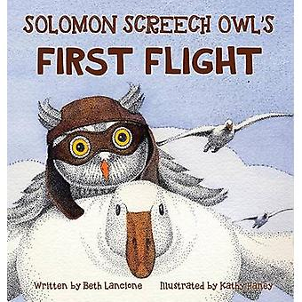 Solomon Screech Owls First Flight by Lancione & Beth