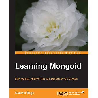 Leren Mongoid door Gautam Rege