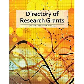 Directory of Research Grants by Schafer & Ed.S. & Louis S.
