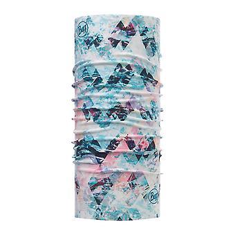 Buff Coolnet UV+ Neckwear ~ Irised aqua