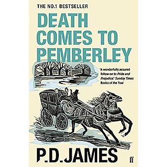 Death Comes to Pemberley by P. D. James - 9780571346233 Book