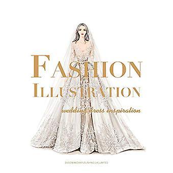Fashion Illustration - Wedding Dress Inspiration by Jing Peng - 978191
