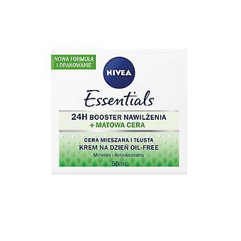 Nivea Essentials Day Cream Mattifying 50ml Oil Free