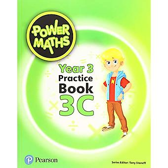 Power Maths Year 3 Pupil Practice Book 3C - 9780435189860 Book