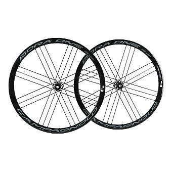 Campagnolo carbon Wheelset Bora one 35 DB / / 9s-11s disc brake (dark label)