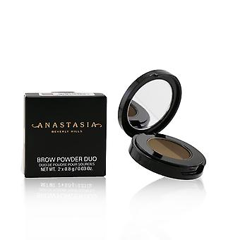 Brow powder duo # dark brown 245569 2x0.8g/0.03oz