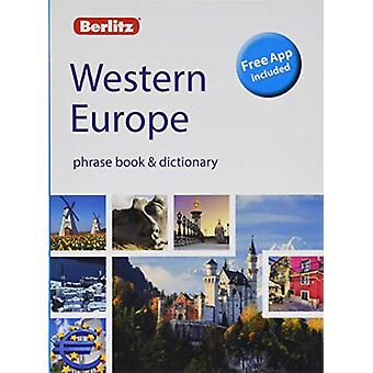 Berlitz Phrase Book & Dictionary Western Europe (Bilingual dictio