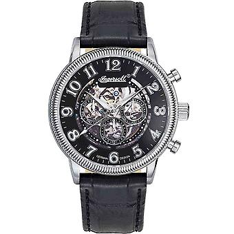 Ingersoll IN7218BK Tipico automatic men's watch 43mm